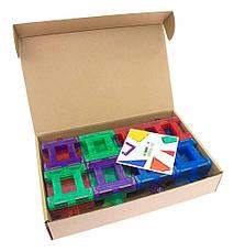 Конструктор Playmags магнитный набор 20 эл. PM155, фото 2