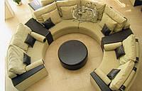 Мягкая мебель любого вида сложности под заказ.