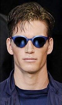 Мужские солнцезащитные очки. Мода  2014 года