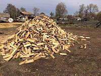 Дрова колотые.Купить дрова Киев