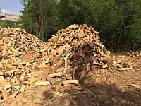 Дрова колотые сухие.Доставка дров