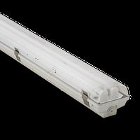Корпус светильника Atom 771 218 2х600мм для светодиодных LED ламп T8 IP67 (Германия) герметичный промышленный , фото 1