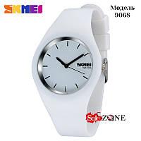 Часы женские наручные Skmei 9068 Белые