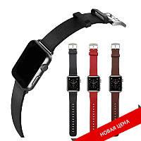 Ремешок для Apple Watch Classic Buckle 42mm красный