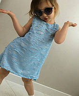 Летнее модное платье р.110-134