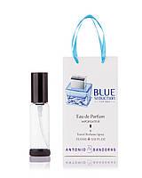 Парфюм спрей в подарочной упаковке Blue Seduction Antonio Banderas для мужчин,35 мл
