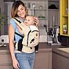 Эрго рюкзак Love & Carry AIR — ТРОПИЧЕСКИЙ ЛЕС бесплатная доставка новой почтой