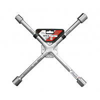 Ключ баллонный YATO крестовой усиленный 17 х 19 х 21 х 22 мм