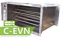 Электрический нагреватель для канальной вентиляции C-EVN-40-20-12