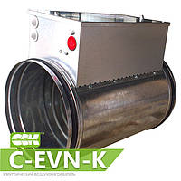 Воздухонагреватель электрический для круглых каналов C-EVN-K