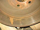 Задній правий важіль + барабан + гальмівний механізм б/у на VW T4 рік 1990-2003, фото 7