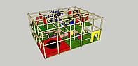 Игровой лабиринт Вариант 2