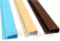 Стартовая полоса цветная 6м для пластиковых панелей