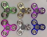 Спиннер SHINY SPINNER-BH-GD-207 шина анти стрессовая игрушка для всех спиннер