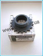 Шестерня привода масляного насоса Renault Kango 1.4/1.5DCi/1.6 16V ОРИГИНАЛ 8200313628