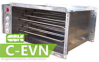 Канальный нагреватель электрический C-EVN-100-50-67,5