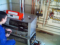 Техническое обслуживание (профилактика) газового напольного котла от 30-105кВт