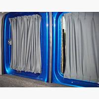 Шторки на стекла авто Fiat Doblo II 2005+