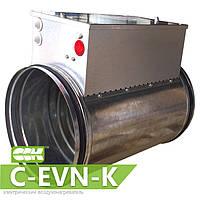 Воздухонагреватель электрический для круглых каналов C-EVN-K-125-0,8