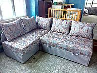 НЕ дорогой Угловой диван Нежность