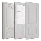 Двери белый грунтованные (Симпли)