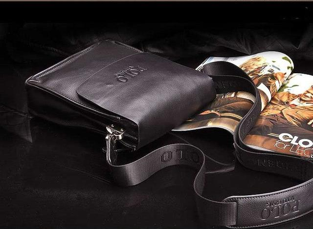 adbfd3430ddf Кожаная сумка, приобретенная по доступной цене - актуальный подарок на все  времена. Вы сами удивитесь, как долго вам прослужит мужская сумка Polo и  тому, ...