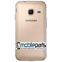 Задняя панель корпуса (крышка) для Samsung Galaxy J1 Mini J105H Dual Sim Gold (Качество ААА) (Золотая)