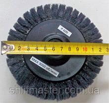 Круг шлифовальный скотч брайт лепестковый d125 мм Р600 серый