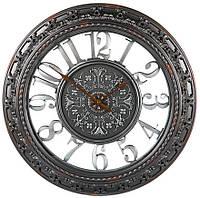 Часы настенные большого размера Bonaparte