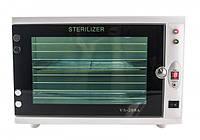 УФ стерилизатор для маникюрных и парикмахерских инструментов с таймером