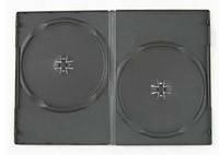 Коробочки Qaisy DVD 2CD (ширина корбокы - 14mm, упаковка (ящик) на 100 шт., Цена указана за 1 шт.)