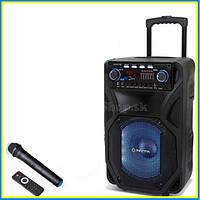 Аккумуляторная акустика  5021-USB/FM/Bluetooth, фото 1