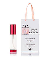 Парфюм-спрей в подарочной упаковке Chanel Coco Mademoiselle (Шанель Коко Мадмуазель) для женщин,35 мл