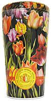 """Чай черный листовой Chelton """"Ваза с Тюльпанами"""" 150г."""