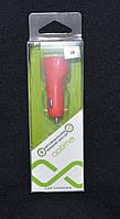 Автомобильное зарядное устройство  USB Optima 1А