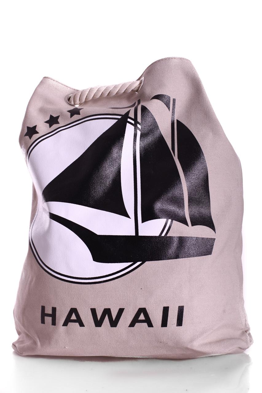 Пляжный рюкзак