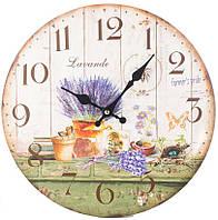 Часы настенные Цветочное Настроение