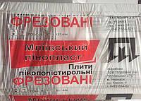 ФРЕЗА Пенопласт ПСБС-35 (1000х500х50)мм.  12шт/уп.