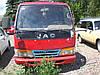 Кабина JAC 1020 Б/У