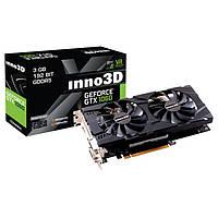 Видеокарта Inno3D GeForce GTX 1060 3GB Twin X2 (N106F-2SDN-L5GS)