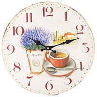 Часы настенные Утренний Кофе