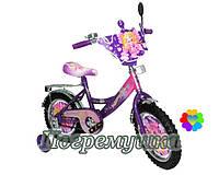 Велосипед двухколесный Azimut Princesse 14 дюймов