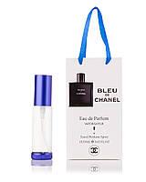 Парфюм-спрей в подарочной упаковке Bleu de Chanel Chanel для мужчин,35 мл