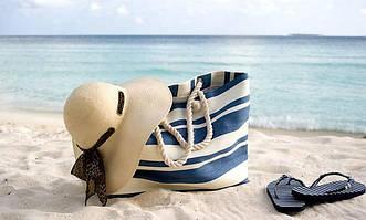 Сумки пляжные летние