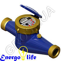 Счётчик воды многоструйный крыльчатый GrosS MTK - UA 32