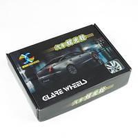 Насадки со светодиодной лентой на солнечных батареях для автомобильных дисков 4 шт. - Glare Wheel / Dazzle lig