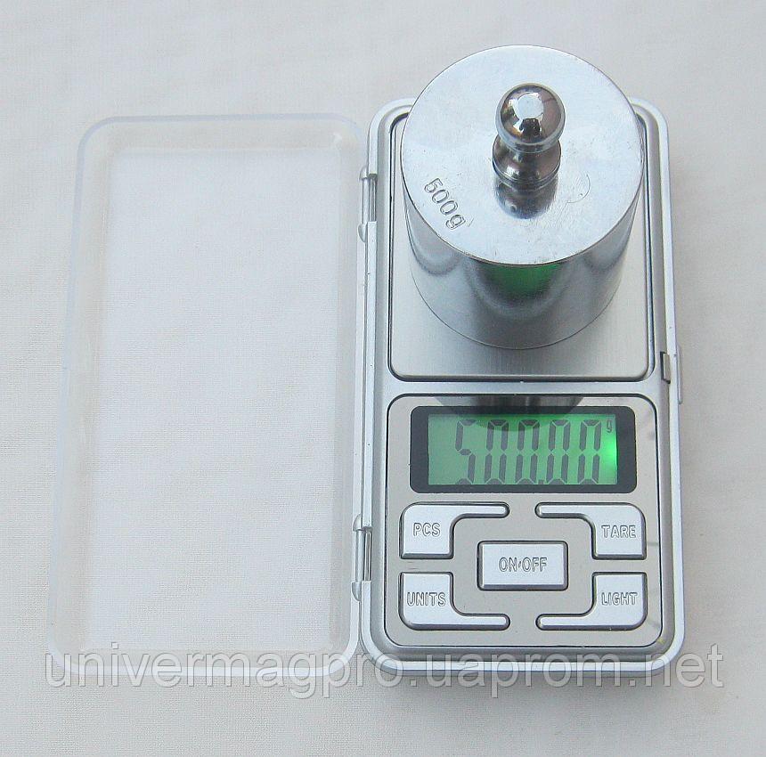 Високоточні ювелірні ваги до 500 гр(шаг0,01)