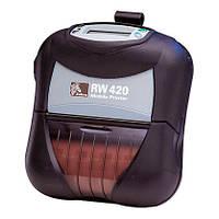 Чековый мобильный принтер Zebra RW 420