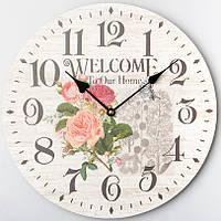 Часы настенные Welcome To Our Home