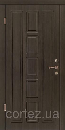 Входные двери стандарт Квадро